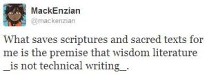 Wisdom Tweet 4 of 5