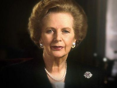 Baroness Thatcher (BBC)