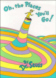 Dr. Seuss' Oh The Places You'll Go Cover