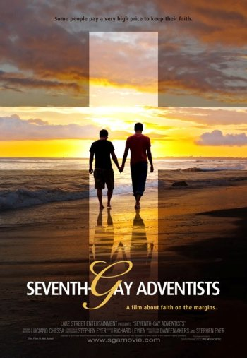 Poster for Seventh-Gay Adventists (2012)